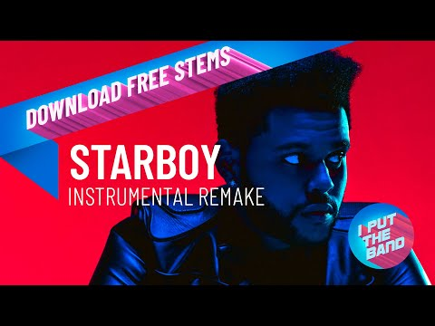 Starboy, The Weeknd (ft. Daft Punk) - Full Band...