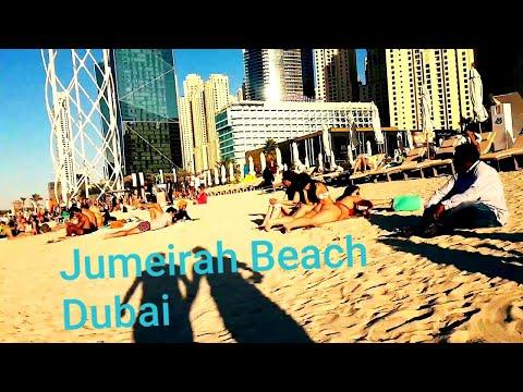 Jumeirah Beach dubai / Awesome place