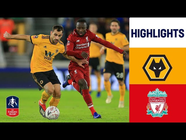 Wolves Score Twice To Clinch Win! | Wolves 2-1 Liverpool | Emirates FA Cup 2018/19