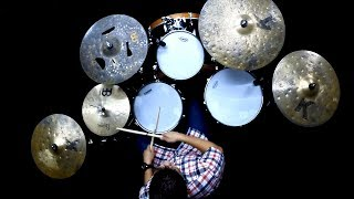 Héctor García - Danilo Montero - Bendito Jesus (Drum Cover)