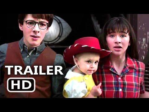 A SERIES OF UNFORTUNATE EVENTS Season 2 Official Trailer (2018) Netflix TV Show HD