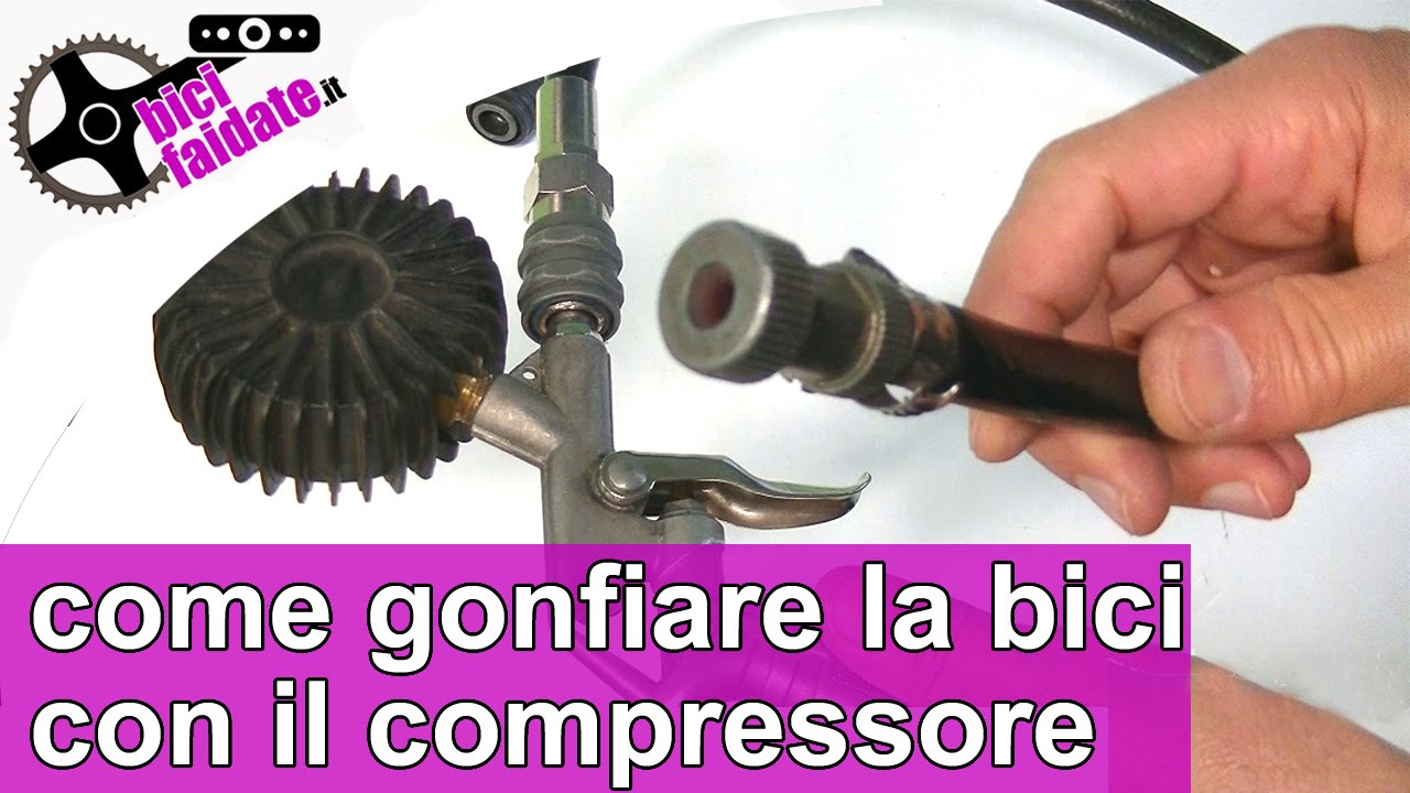 Automotive Tools & Supplies Air Compressors & Blowers Pistola Compressore Per Gonfiaggio Gomme E Pneumatici Di Auto E Bicicletta