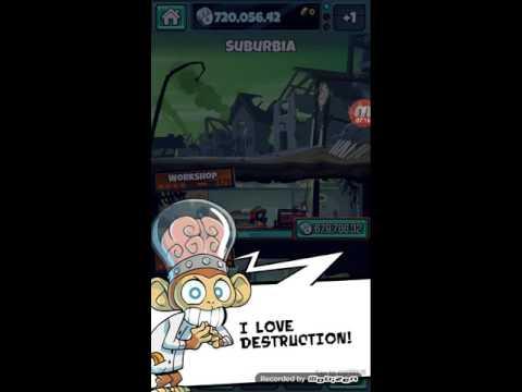 Doomsday crazy f****** monkey
