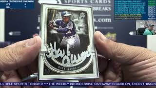 2018 Topps Museum Collection Baseball 6 Box Break #18