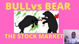 What Does it Mean? Bull vs Bear in the Stock Market
