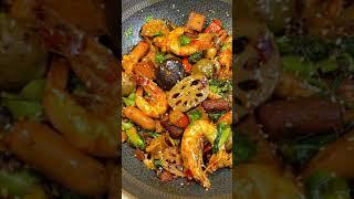 Shrimp recipe - Seafood Pancak…