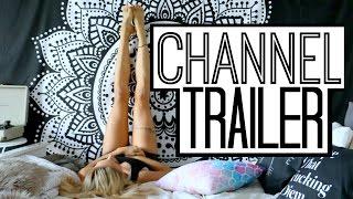 Kalyn Nicholson | Channel Trailer 2016