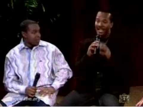 Take 6 Live - Breaking Down the Parts (TBN Interview)