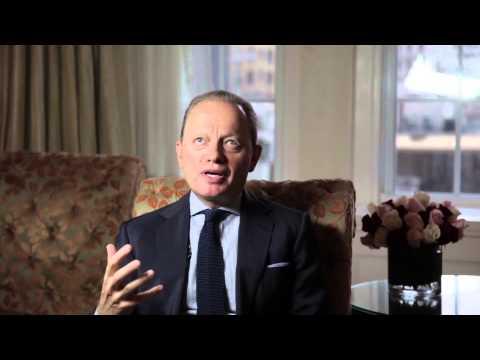 Brett Tollman: The Travel Corporation (IAMECO Warrior)