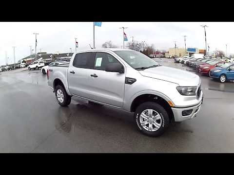 2019 Ford Ranger XLT Video Review & Walkaround - Heritage Ford - Corydon, IN