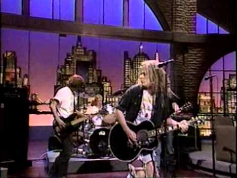 Soul Asylum -  Black Gold - 1993 Letterman