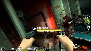 "Left 4 Dead 2 - Mutation ""Hunting Party"" No Mercy *Expert*"