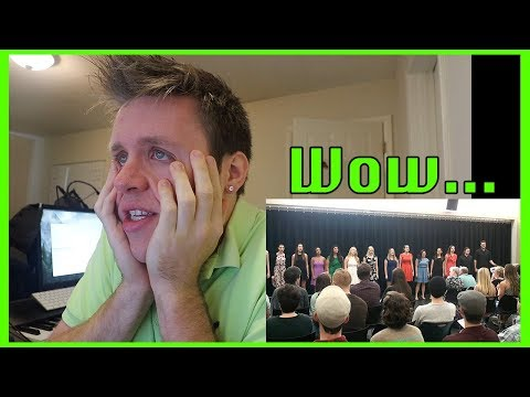 Overdone Musical Theatre Medley | REACTION