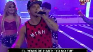 MARIO HART -  Yo no fui (Remix)