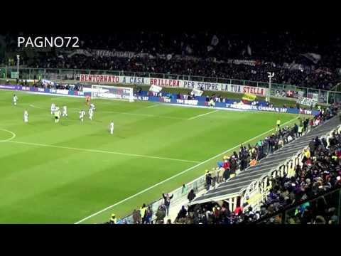 Fiorentina Vs JUVENTUS   Goal Kalinic 1-0
