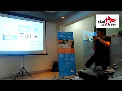 Techtalk 4 StartUP Makassar by CTO Pengirim.com