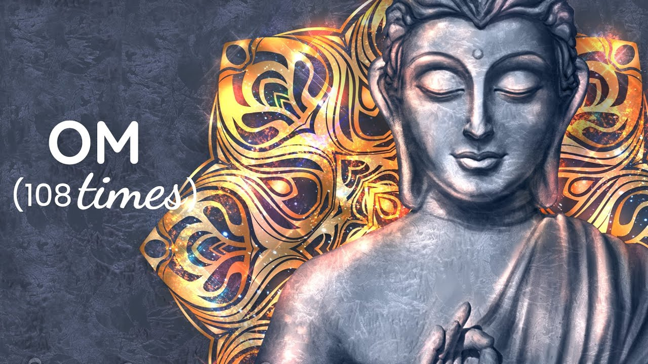 OM 108 Times with Singing Bowls | Music for Yoga & Meditation