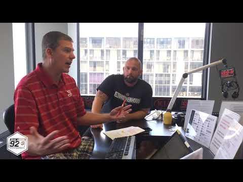 Rick & John Discuss Devonta Freeman Entering Concussion Protocol