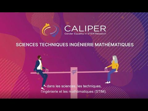 Projet CALIPER : égalité des genres dans les recherches en STIM
