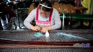 Belt Manufacture in Silin Belt China