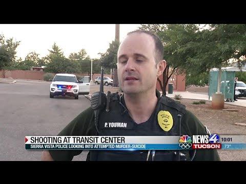 1 Dead, 1 Injured After Shooting In Sierra Vista