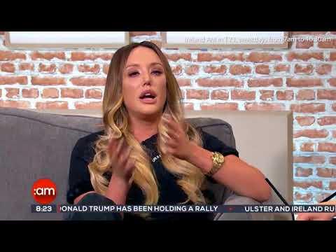Charlotte Crosby breaks breaksdown talking about Gary Beadle on TV3