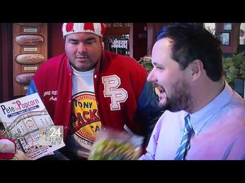 Nick and Joe talk Packo's on NBC 24