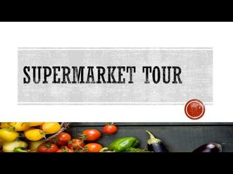 Whole Foods Supermarket Tour