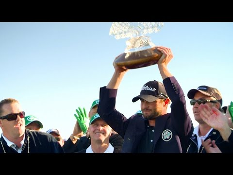 Kyle Stanley's playoff loss fuels his win at the Waste Management Phoenix Open