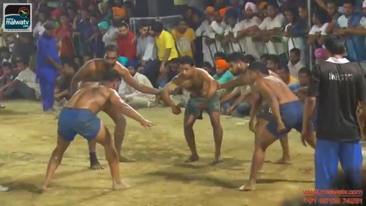 KARHALI SAHIB (Patiala) Kabaddi Tournament - 6th Oct 2014 || HD || Part 3rd.