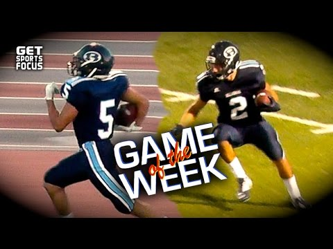 Game of the Week - Bellarmine Pounds the Rock on San Leandro