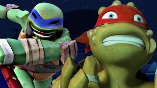 Teenage Mutant Ninja Turtles Legends PVP Episode 134 - Mikey Dies