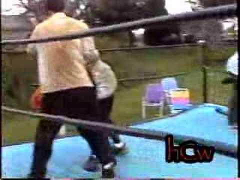 HCW Hardcore Championship Wrestling: 3-Way Dance Pt. 2
