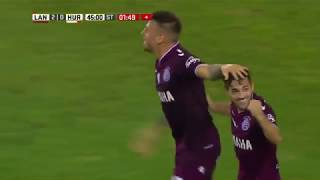Video Gol Pertandingan Lanus  vs Huracan