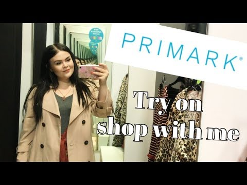 SIZE 1214 TRYING PRIMARK  TRY ON SHOP WITH ME HAUL  NEW IN