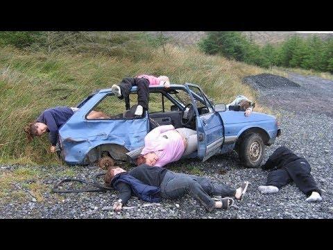 #003 ACCIDENT VOITURE Car Crash Compilation حوادث السيارات