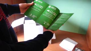 Unboxing 250gb Xbox 360 Holiday Bundle 2012 Croatian
