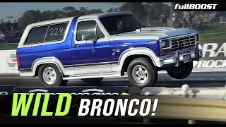 Boosted Bronco gets rowdy | fullBOOST