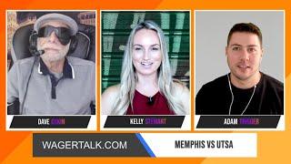 Memphis Tigers vs UTSA Road Runners Picks, Predictions and Odds | NCAAF Betting Preview | Sept 25