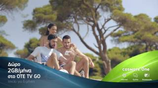 "COSMOTE - ""TV Go Summer"""