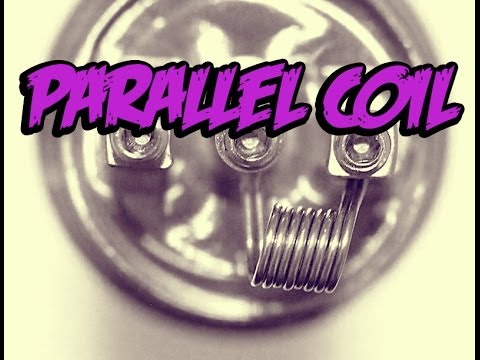 Parallel Coil Build - YouTube