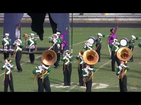 Eastern Alamance High School Marching Eagles 10/20/2018