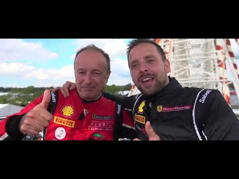 Ferrari Challenge Europe - Le Mans - Race News