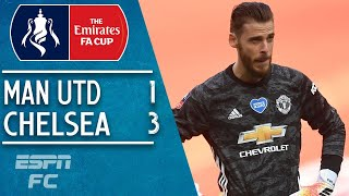 Man United 13 Chelsea: Blues through to final on David De Gea's day to forget | FA Cup Highlights