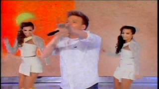 Michel Teló - Ai Se Eu Te Pego (Ao Vivo no TV Xuxa 31 12 2011) HD