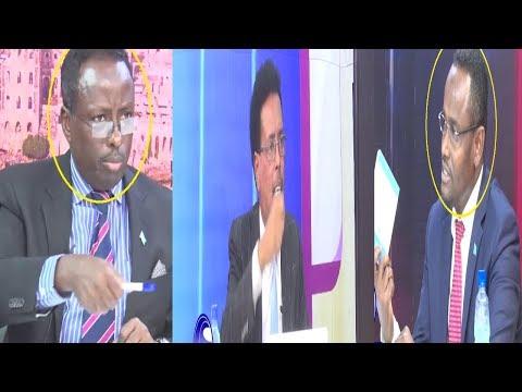 Dood Kulul OO Labo xildhibaan Isku feeri Rabeyn Studiyaha Somali cable Muqdisho