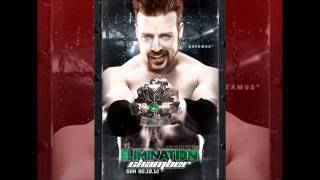 WWE Elimination Chamber 2012 Official Theme Song - This Means War - By Nickelback(With Lyrics)