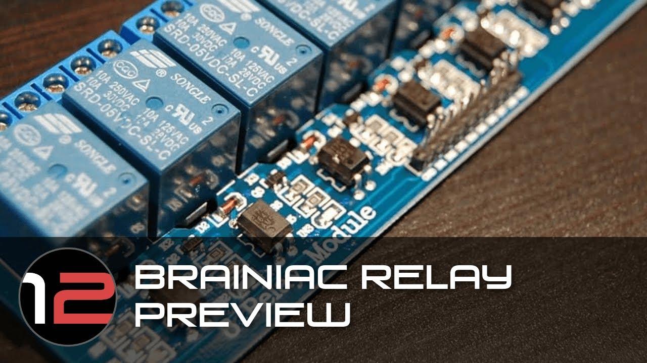 Brainiac Relay Accessory