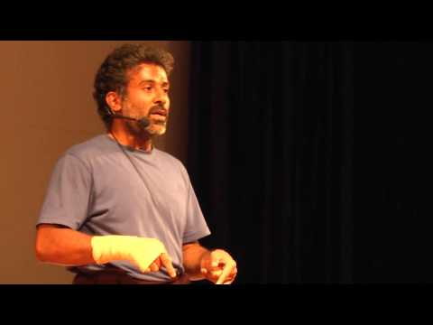 Surviving a hostile world | ASHWIN MOHAN | TEDxChristUniversity