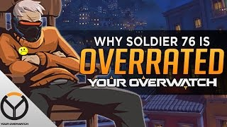 Overwatch: Soldier Will Be BETTER?! - FALSE!